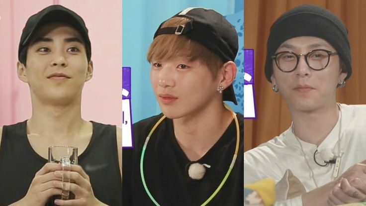 Xiumin, Kang Daniel, And Yong Junhyung's Hobbies Revealed In Profiles For New Variety Show | Soompi