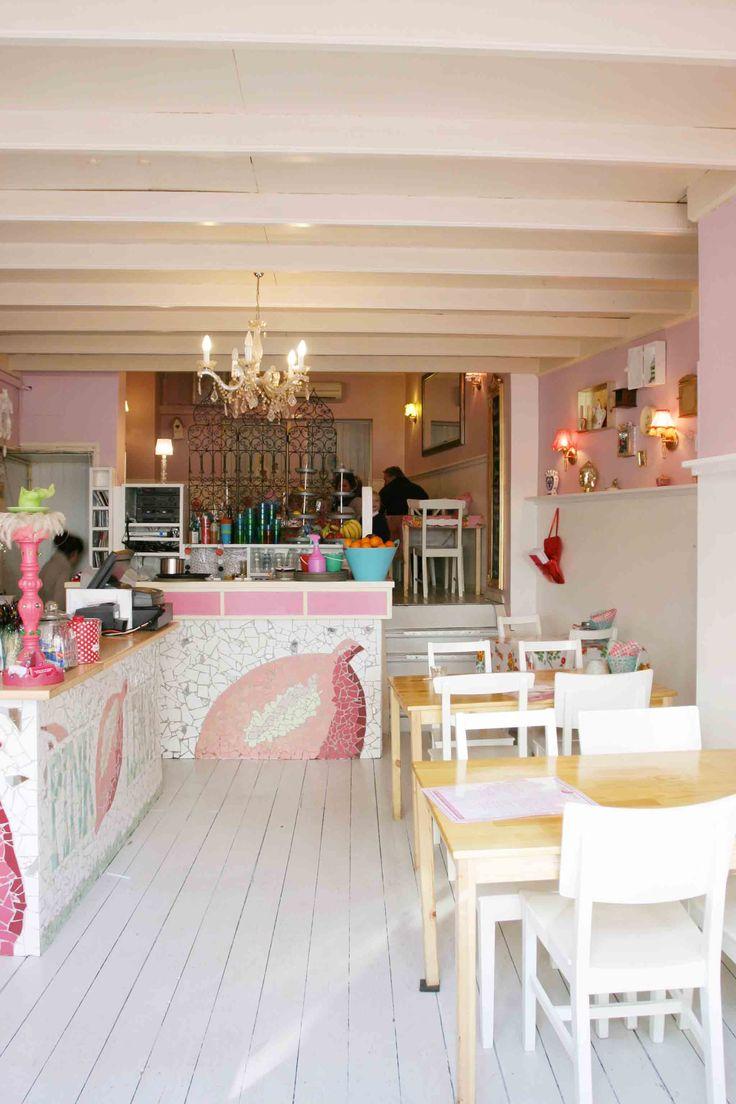 Pink Lemon in 's-Hertogenbosch, 5211