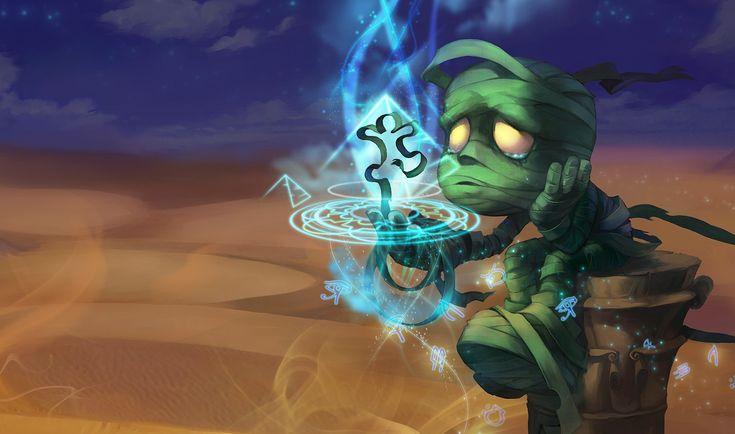 Amumu   League of Legends