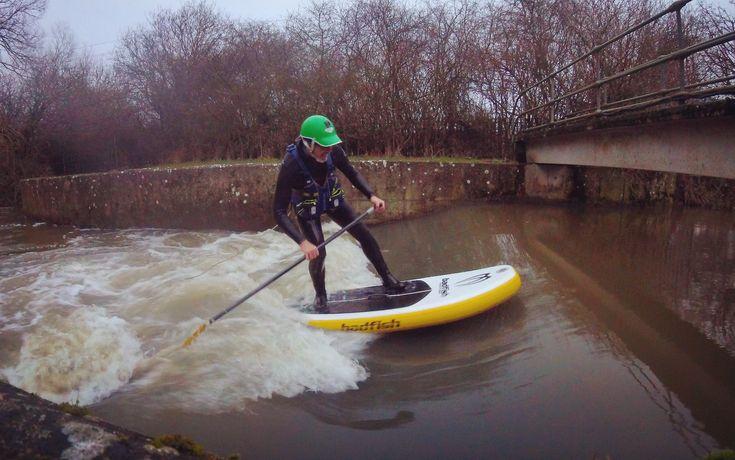 Abingdon River Surf Season Continues!
