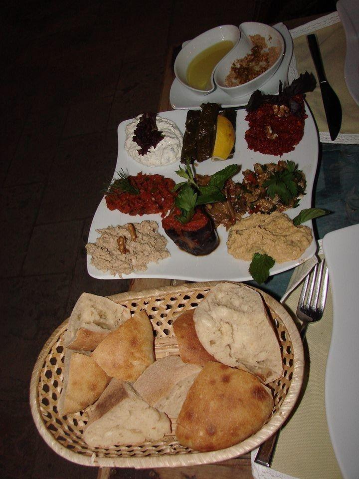 Cena de bienvenida en La Capadocia #DionisioPimiento #Food #Foodie