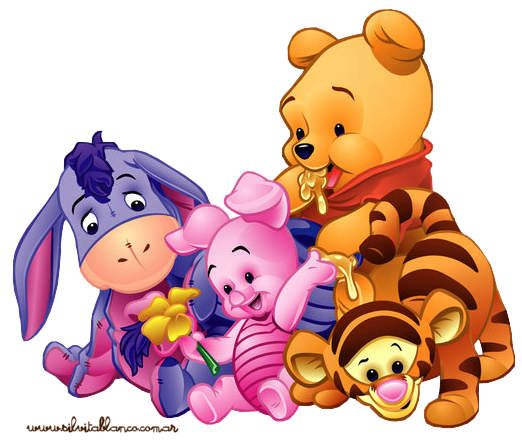 732 best winnie images on pinterest pooh bear pin up cartoons and baby winnie the pooh and friends voltagebd Choice Image