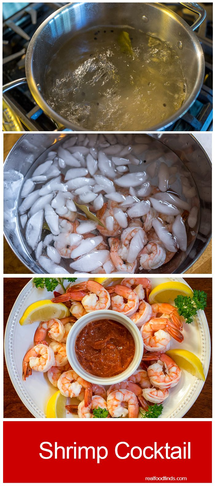 Shrimp Cocktail - RealFoodFinds.com