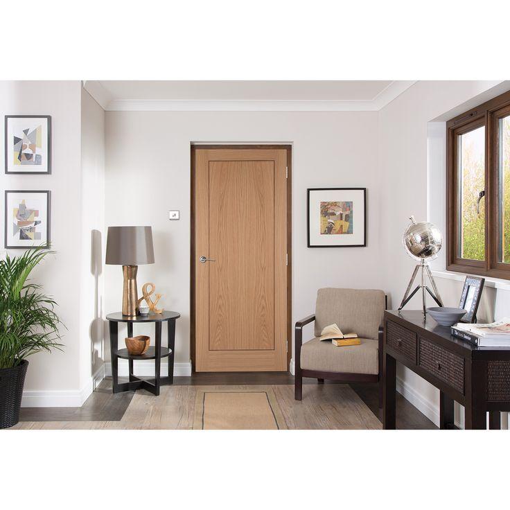 Jeld-Wen White Oak Inlay Heavyweight Core Internal Door – Next Day Delivery Jeld-Wen White Oak Inlay Heavyweight Core Internal Door