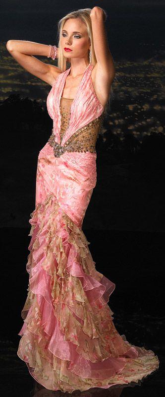 fabulous dress!  Alyce Design #87768