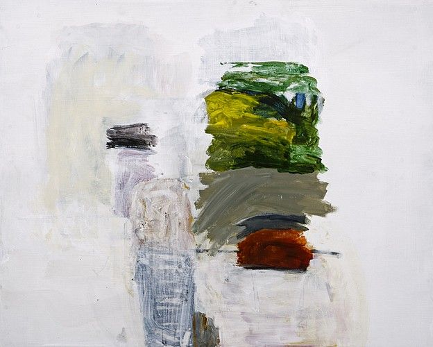 "Rocio Rodriguez, ""September 22, 2013,"" 2013, Acrylic on wood"