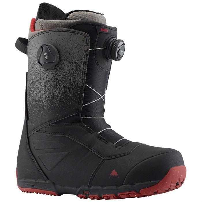 Burton Ruler Boa Snowboard Boots Snowboard Boots Snowboarding Men Burton Mens