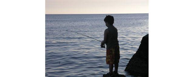 prinde-peste.ro: 6 motive pentru care sa mergi cu copii la pescuit