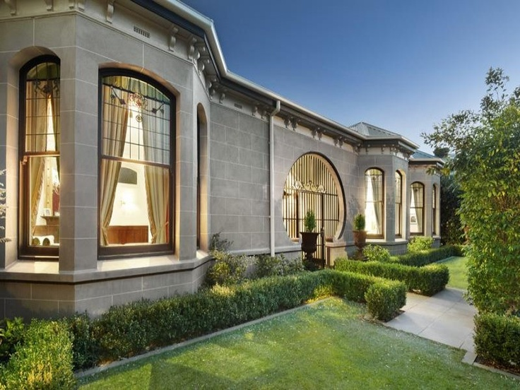 victorian house in melbourne