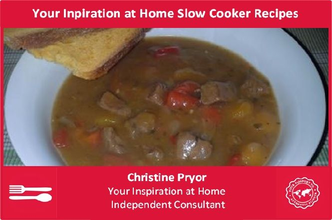 These recipes are easy and delicious. They use the gourmet range of products from Your Inspiration at Home. For more information on the whole range, visit my Facebook page - www.facebook.com/ChristinePryorYIAH
