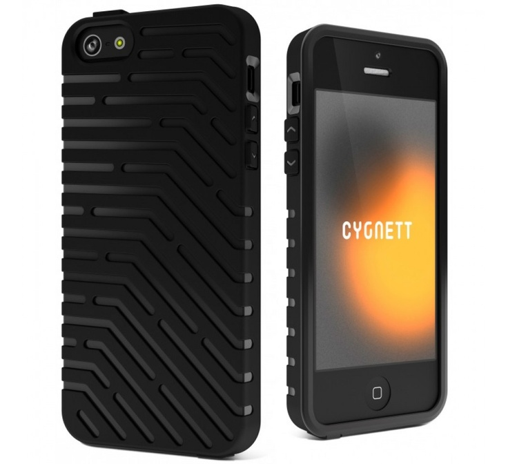 Cygnett Vector Case for iPhone 5 - Black - iPhone 5 - iPhone - Phone Cases - Covers and Cases