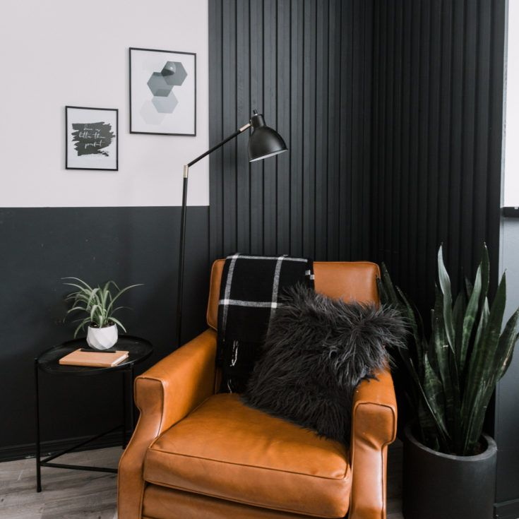 diy feature wall - Google Search in 2020 | Accent walls in ...