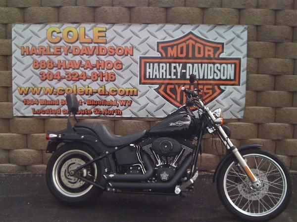 2008 Harley Davidson Night Train - Matte Black....Put something exciting between your legs.  : )   Now THIS is a motorcycle.