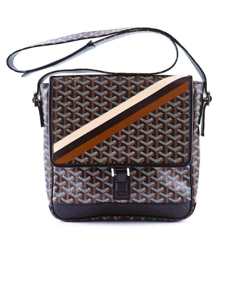 Goyard Messenger Bag #Handbags