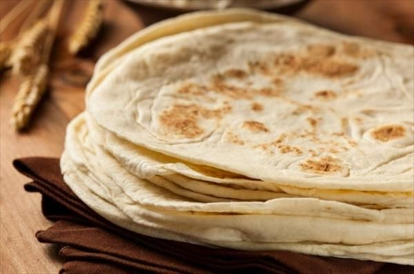 Pan árabe casero