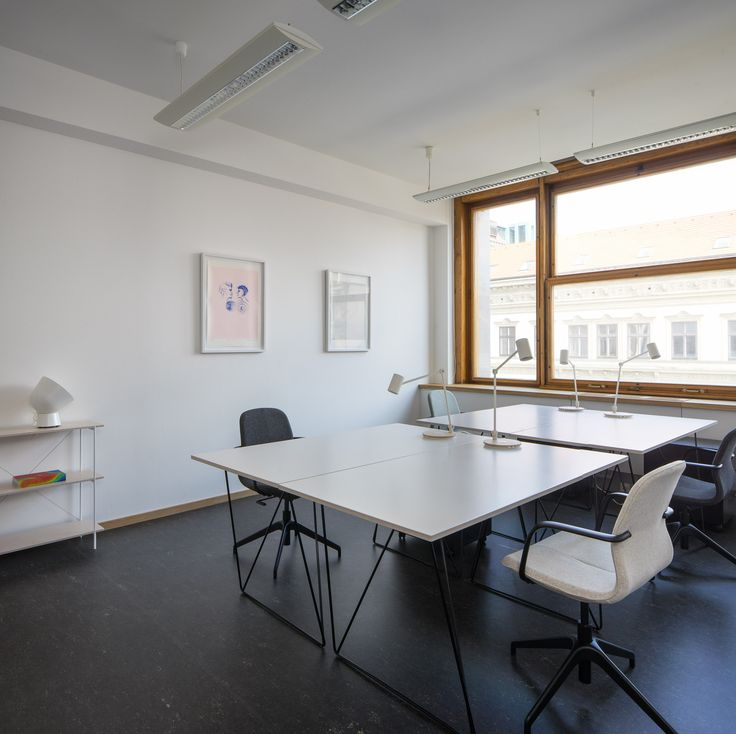 Are you a start-up, a smaller company, or do you simply wish to establish a branch office in Prague? The Na Příkopě 15 building, also known as Dětský Dům (Children's House), now offers a stylishly furnished offices. Check out more at www.naprikope15.cz Thanks to Atelier SAD and Lulu Newman / interior designer 📷 Tomáš Souček