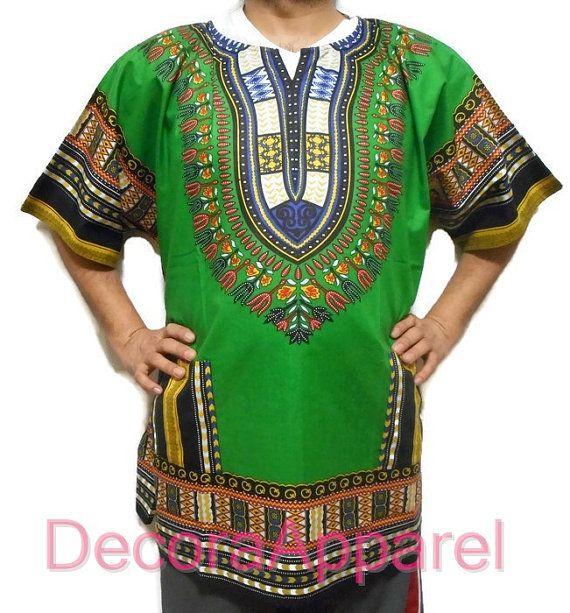how to make a dashiki shirt