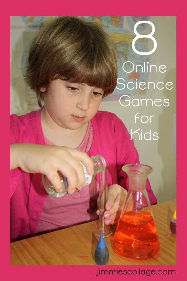 online science games for kids