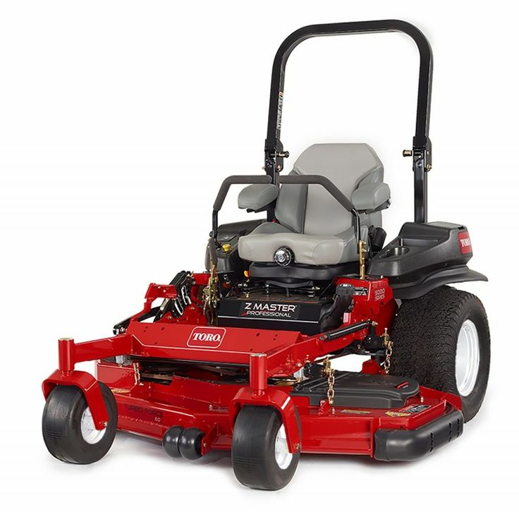 This spring sees the launch of a brand new rear-discharge zero-turn mower in the ZMaster Professional 6000 Series from Toro.