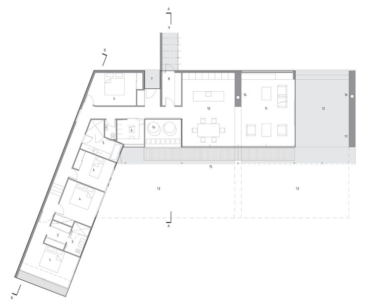 295 best House plans images on Pinterest | Architecture plan, Floor ...