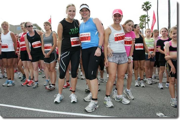 Sussan Women's Fun Run 2012