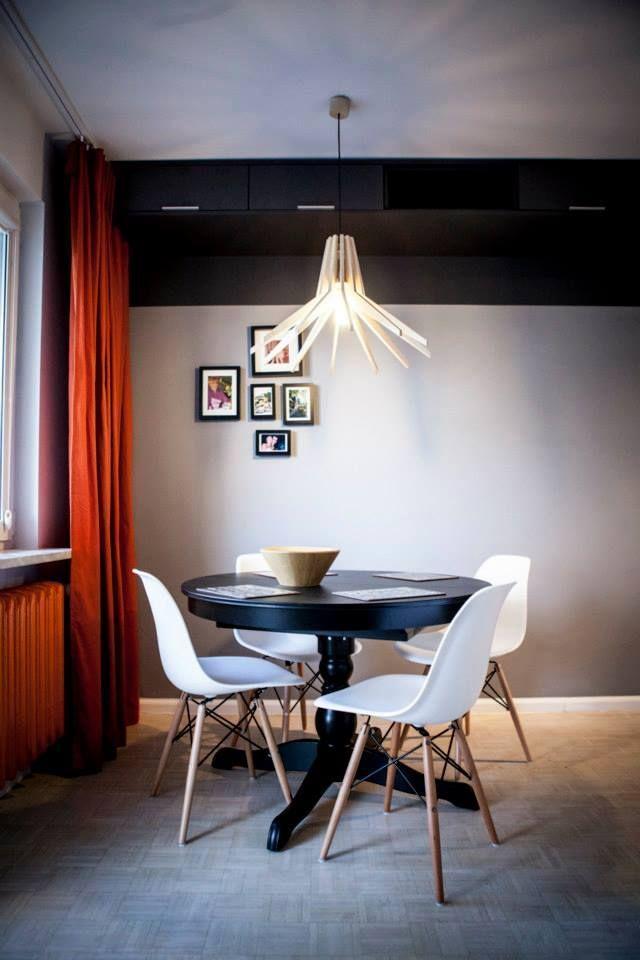 COPO lamp in living room