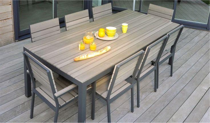 17 Meilleures Id Es Propos De Salon De Jardin Aluminium Sur Pinterest Pergola Aluminium