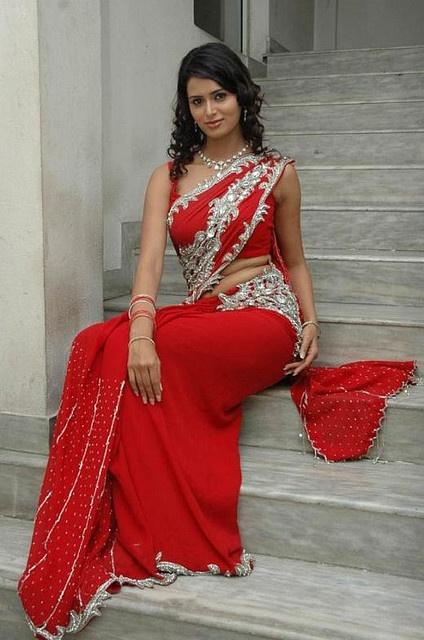 Stylish 2012 Indian Saree Designs