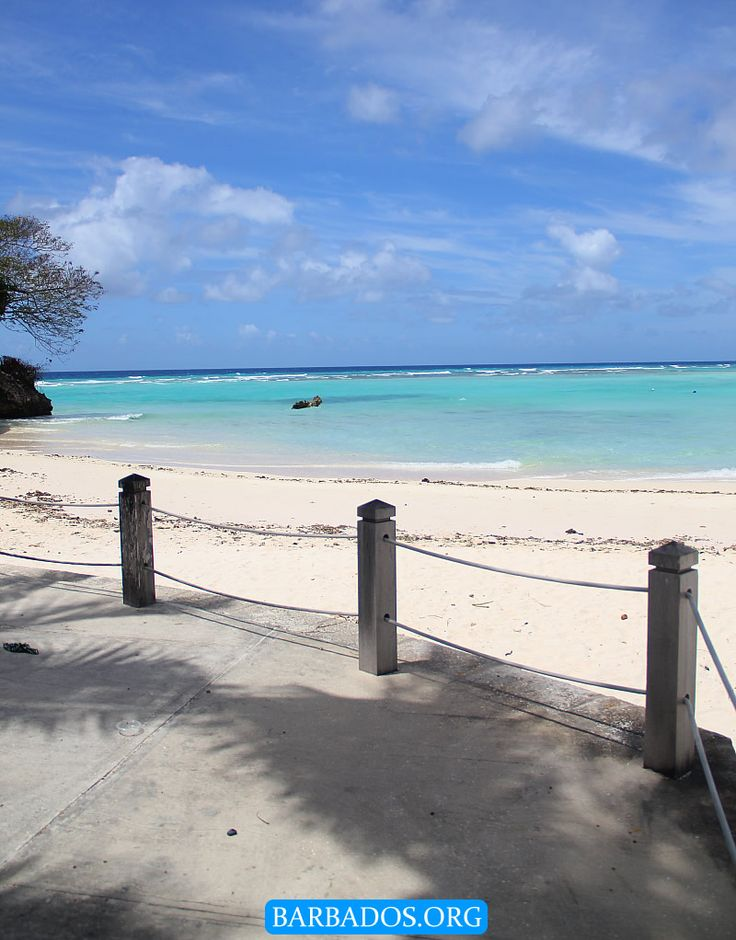 Another picture-perfect day on the St.Lawrence Gap boardwalk in Barbados.