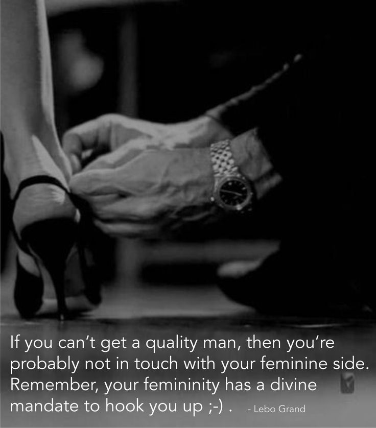 What do you think is the purpose of femininity?