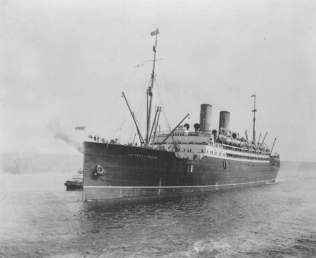 Did you know that in retirement, Lord Mersey not only conducted the British Inquiry into the loss of the Titanic, but the loss of the Lusitania, Empress of Ireland, and Falaba as well? #Titanic