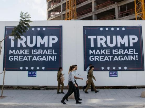 """The U.S. Senate passed a resolution calling on President Trump to """"abide by"""" provision of a 1995 law moving the U.S. Embassy in Israel from Tel Aviv to Jerusalem.    The provision was passed as part of a measure commemorating the 50th anniversary of the reunification of Jerusalem, which followed the Six Day War in 1967.    The Senate"""