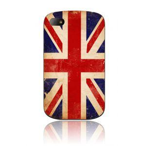 KingHousse vous propose de protéger votre smartphone BlackBerry Q10, avec une coque rigide aux couleurs du Drapeau de l'Angleterre au design Vintage. #coque #blackberry #Q10 #case #cover #etui #housse #rigide #telephone #portable #drapeau #anglais #angleterre #union #jack