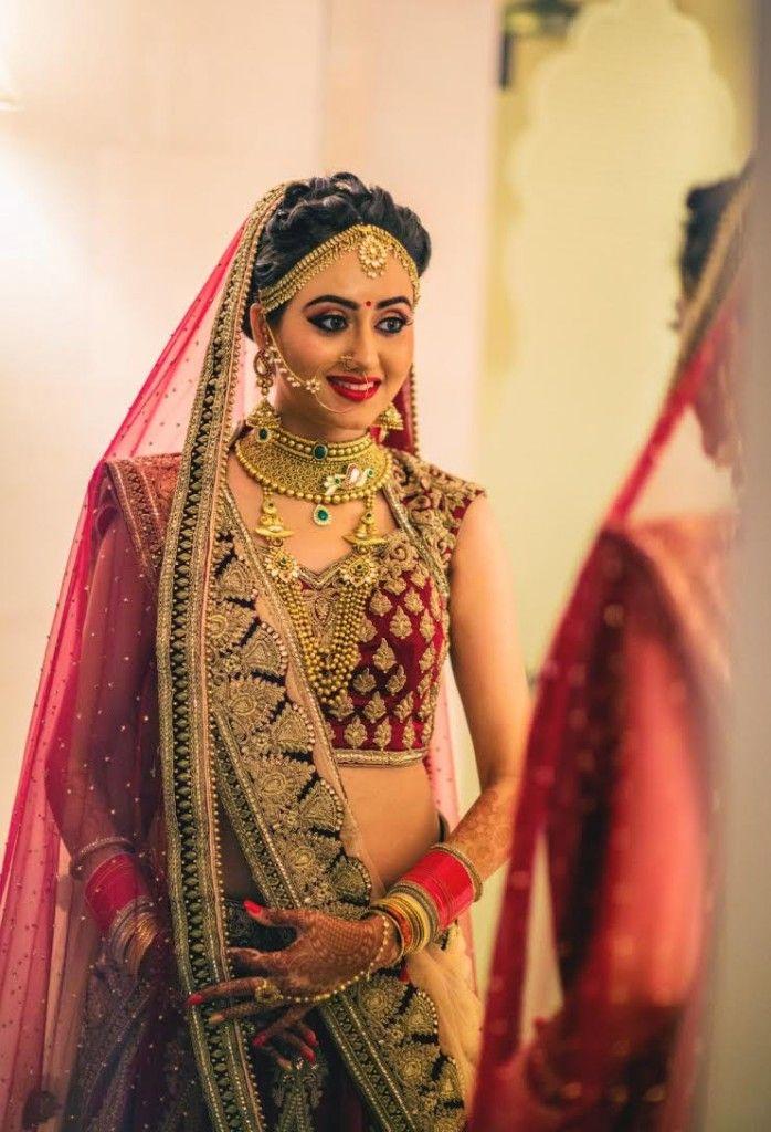 23 Most Beautiful Brides Of 2015, Who Looked A Million Dollars On Their Wedding Day! - Blog | ShaadiSagaBlog | ShaadiSaga