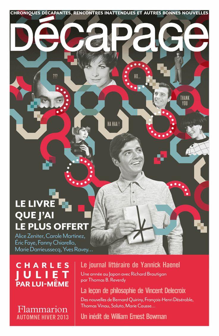 Couverture #47 novembre 2013 illustration d'Olivier Lerouge (www.studiocorpus.com)