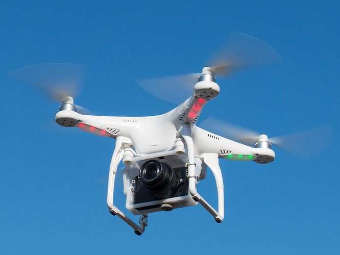 dji phantom drone instructions