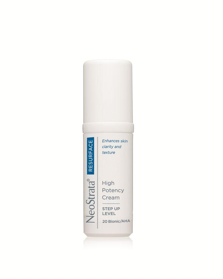 NeoStrata High Potency Cream: Crema contra el envejecimiento, exfolia,humedece y restaura la piel dandole un aspecto joven.