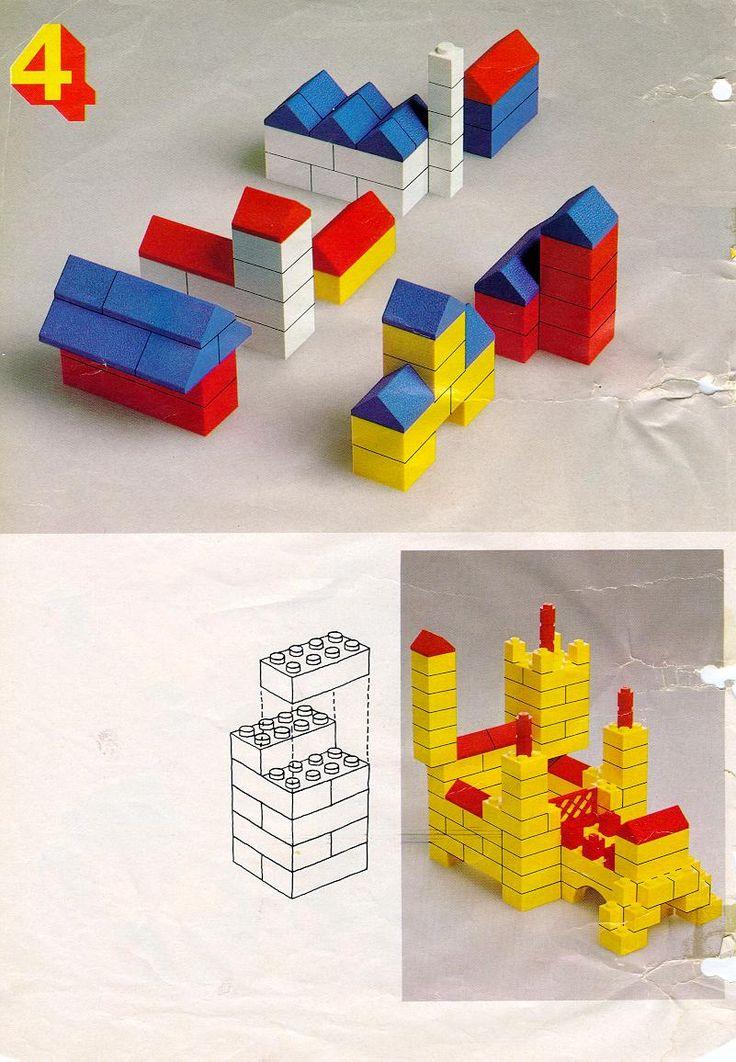 Building With Legos Book