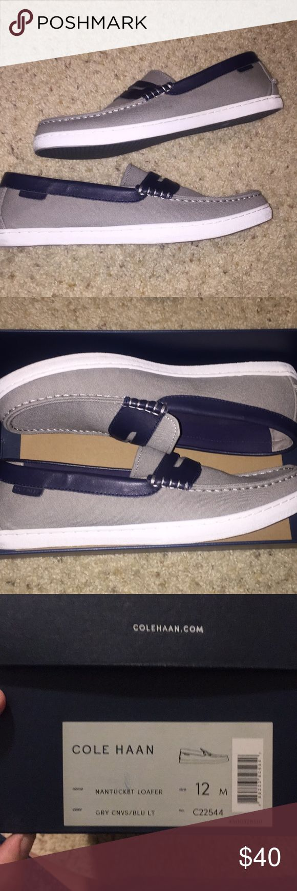 Very very gently used men's Cole Haan Cole Haan loafers worn twice Cole Haan Shoes Loafers & Slip-Ons