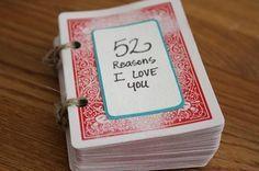 Bricolage de St-Valentin à faire soi-même - cartes