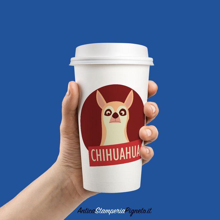 Coffee mug riutilizzabili di altissima qualità e per uso alimentare, totalmente personalizzabili.