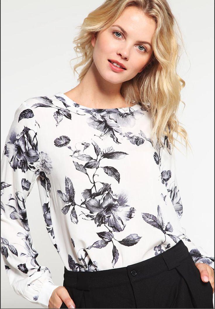 Rima Garden blouse!