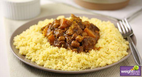 Moroccan Beef Hot Pot Recipe - weightloss.com.au