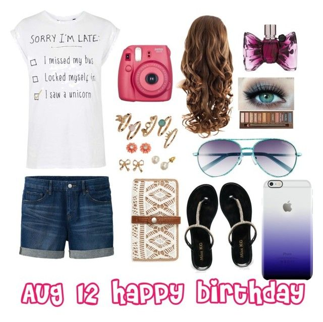 """Happy birth day"" by disneystar12 on Polyvore"