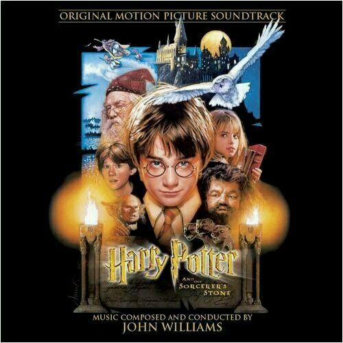 BSO: Harry Potter y la piedra filosofal () - 2001.