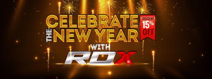 RDX just had a successful Christmas and Boxing Days sales, now plans to bring something special to keep customers happy and offer them another chance to get their favorite items on great deals.  60% off on Selected Items  Yes! RDX is offering mammoth discount on selected items, some of these items could be on your shopping list