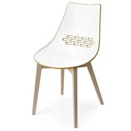 Chaise Jam Wood de Calligaris - Depot Design