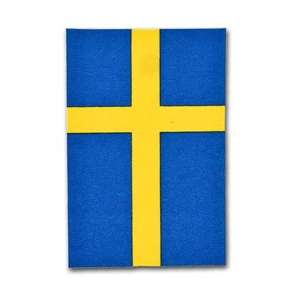 Självhäftande flagga