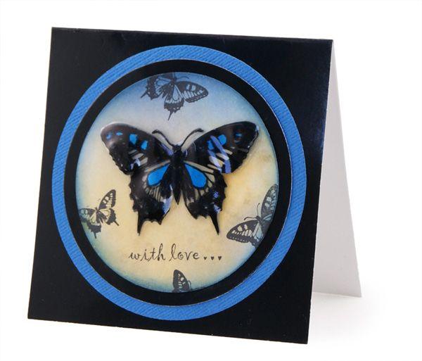 Kaszazz DEM467 Smooch Butterfly Card51366.jpg (600×513) By Sharon Edwards Kaszazz Consultant