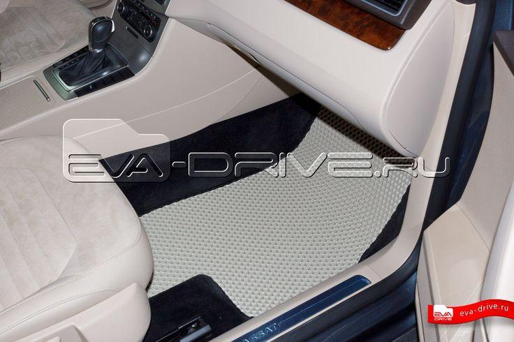 Коврики автомобильные Volkswagen Passat B7, автоковрики EVA-DRIVE